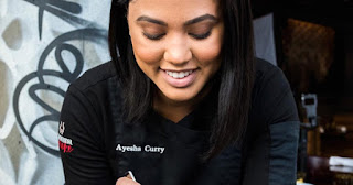 Ayesha Curry, founder of the Ayesha Curry Home Collection