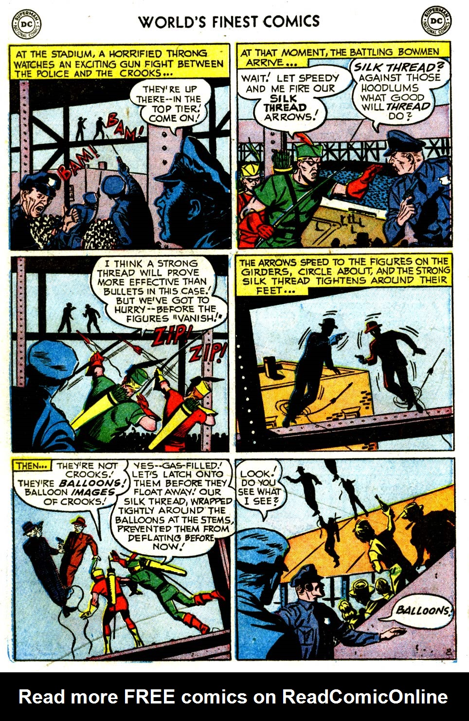 Read online World's Finest Comics comic -  Issue #68 - 34