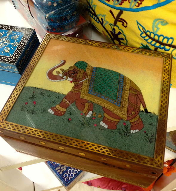 These 6 Pieces Of Colorful Furniture Are Absolute Must Haves: Inspiration: India At HomeGoods