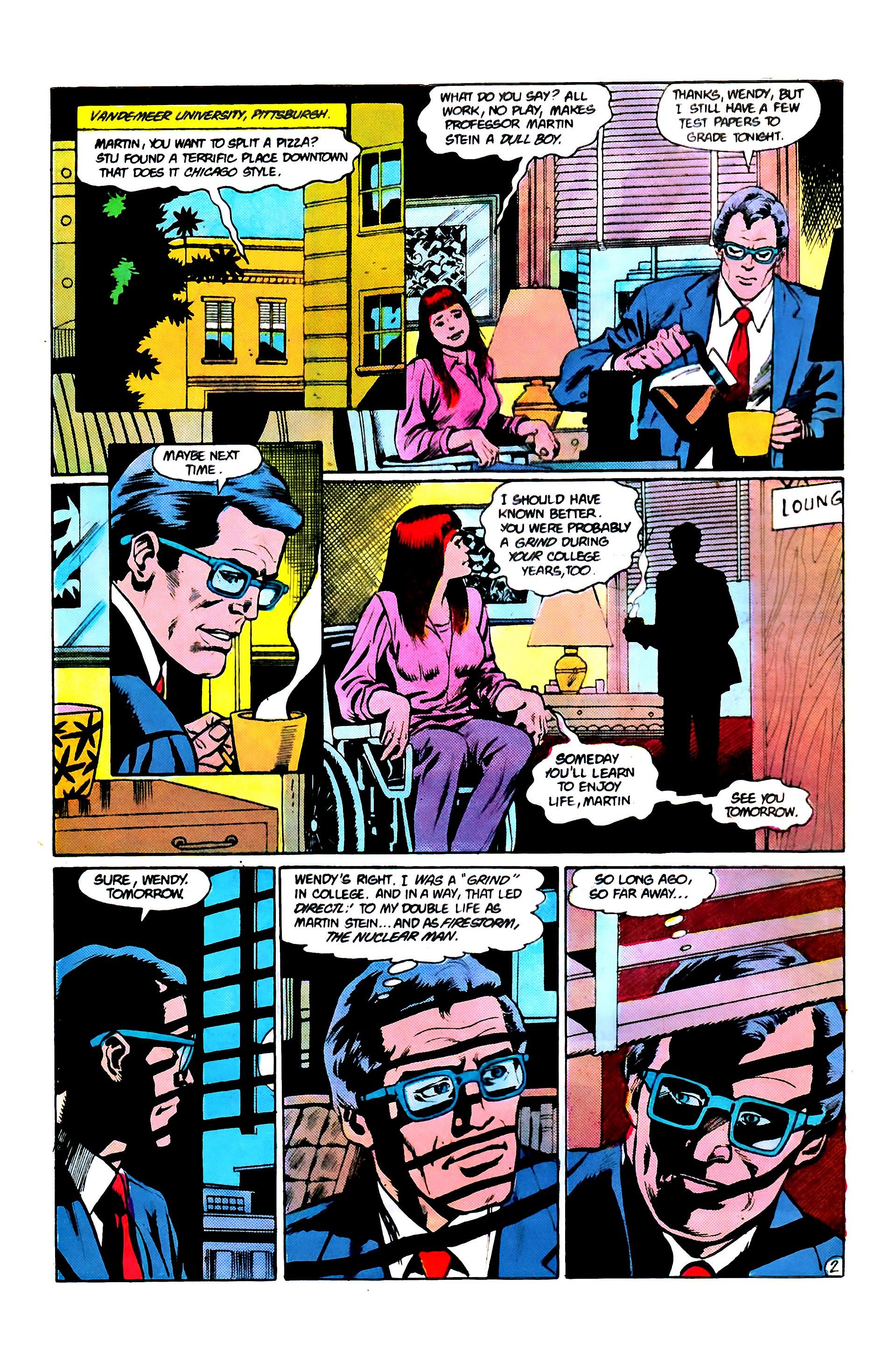Read online Secret Origins (1986) comic -  Issue #4 - 4