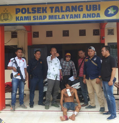 Polisi Lumpukan Spesialis Pelaku Curanmor