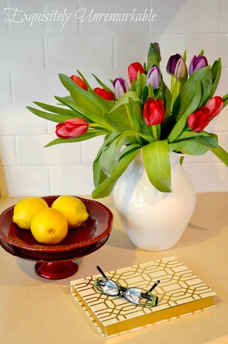 Multicolored Tulips For Spring Decorating