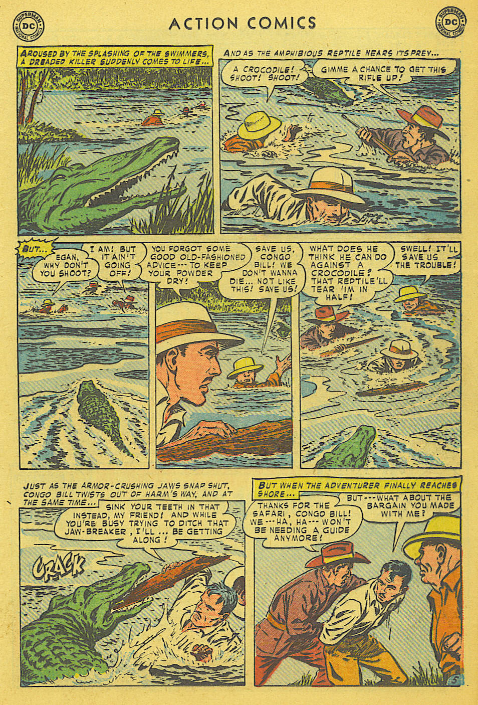 Read online Action Comics (1938) comic -  Issue #175 - 21