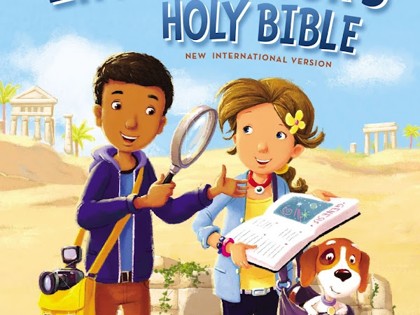 NIV Investigator's Holy Bible {An Easter Gift Guide Review}