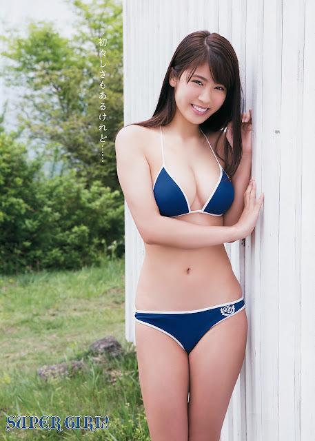 Hot girls Sexy Japanese Idol Nagasawa Marina & Yuno Ohara 5