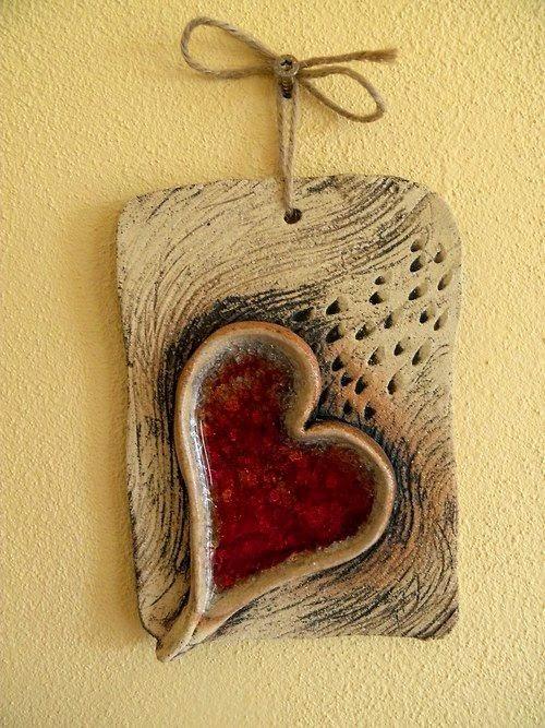 polimerowe serce