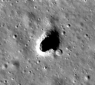 Hatalmas ősi és érintetlen lávabarlangot detektáltak a Holdon