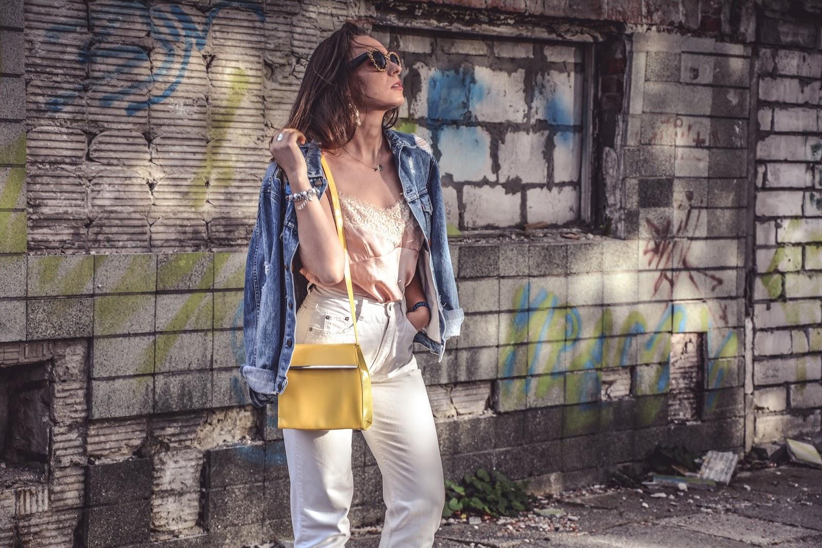 jeans street look