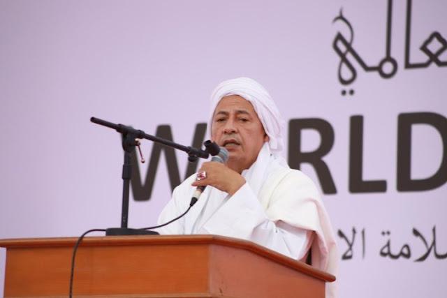 Habib Luthfi: Keamanan Dunia Sangat Perlu Peran Thariqah