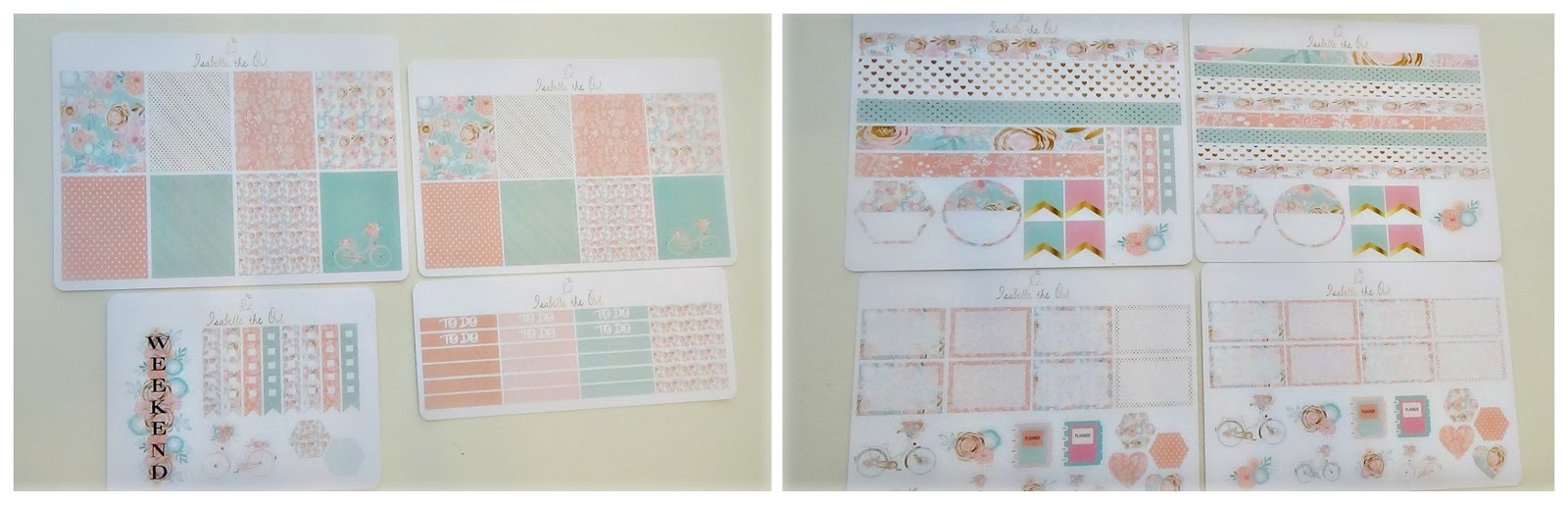 etsy sticker haul video kjaggers com planner stickers and the horizontal peachy perfect erin condren weekly kit i plan on using these a little in my midori and on our family calendar that