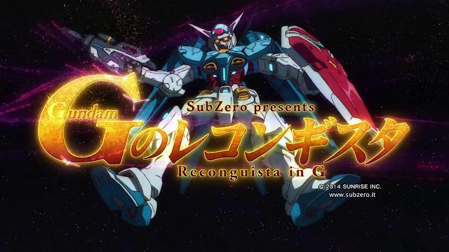 Resoconto Gundam Reconguista in G ep 07