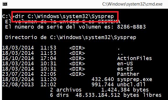 Windows: SYSPREP SID | SYSADMIT