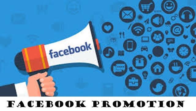 Advertisements on Facebook