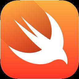 Apple Swift Logo