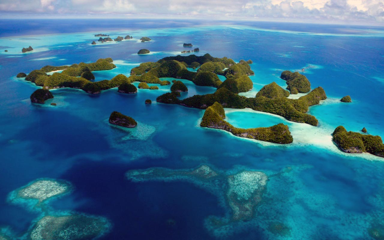 Islas Roca (Palaos)