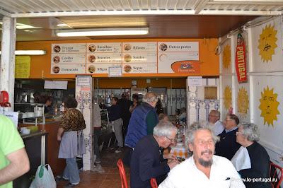 рынки в Португалии