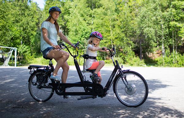 ikili tandem bisiklet
