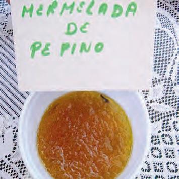 Mermelada de Pepino