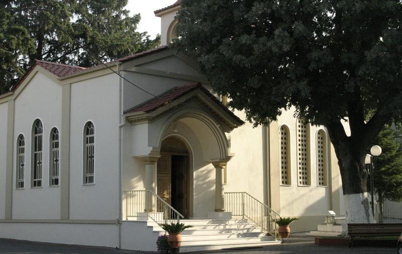 Πανήγυρις Ιερού Ναού Αγίων Αναργύρων Γηροκομείου Αλεξανδρούπολης