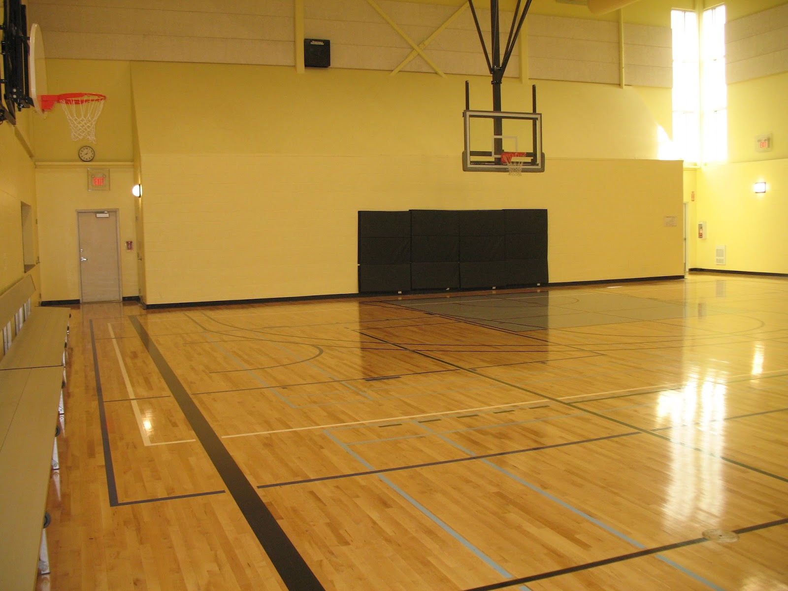 How To Book Gym Space Basketball Manitoba