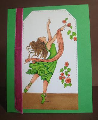 Morgan Fitzsimon Ballerina