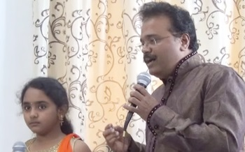 Malargale Itho Itho Cover Ganesh Samiksha