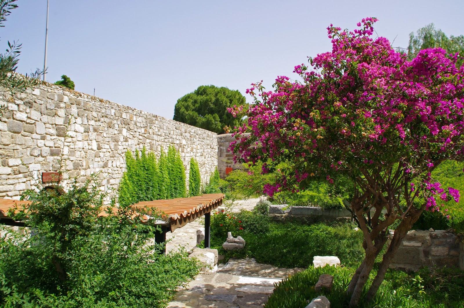 Bodrum Castle Gardens