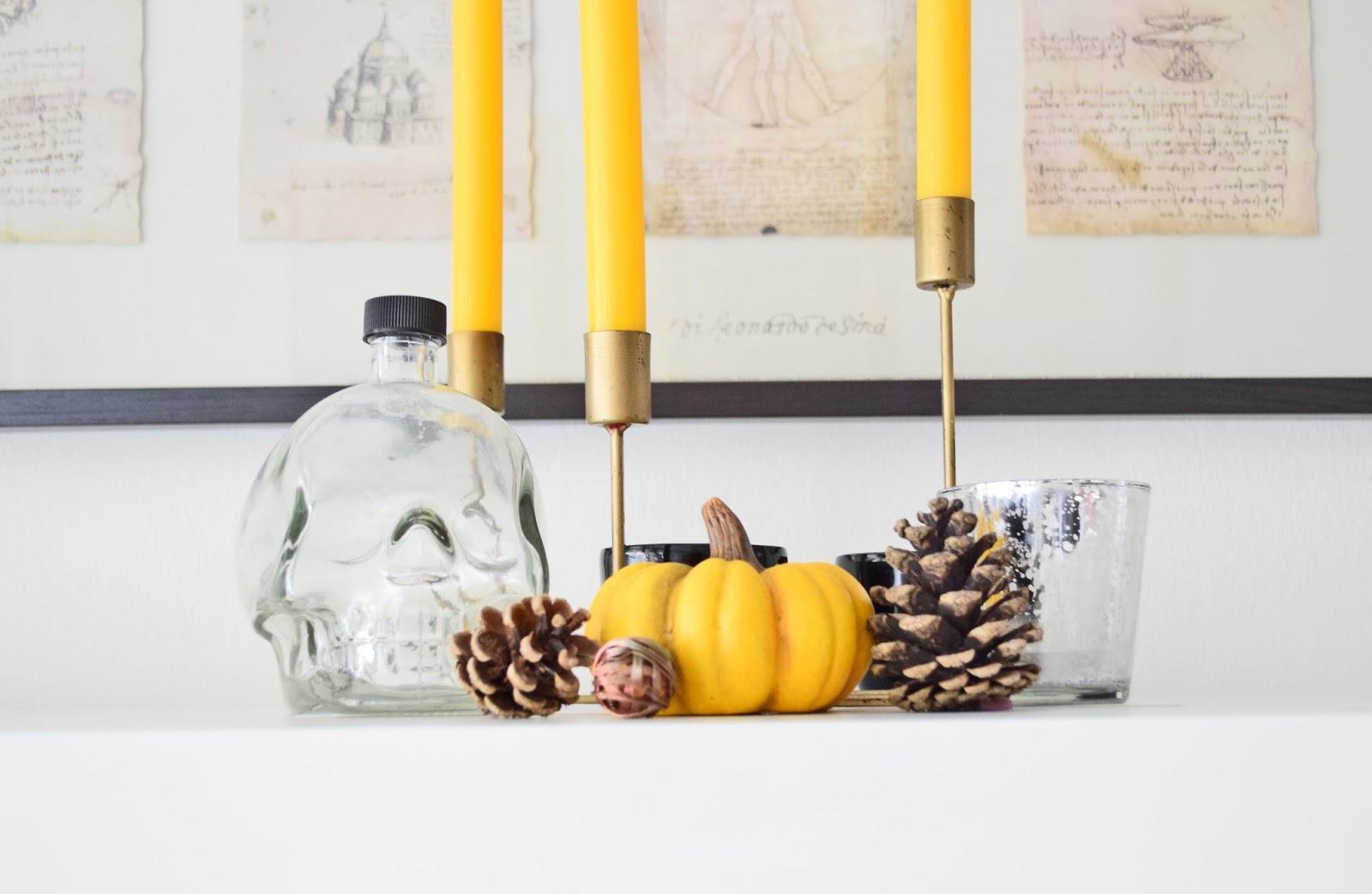 Dekoracja na jesień