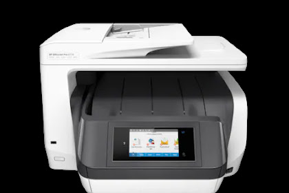 HP OfficeJet Pro 8730 All-in-One Driver Download