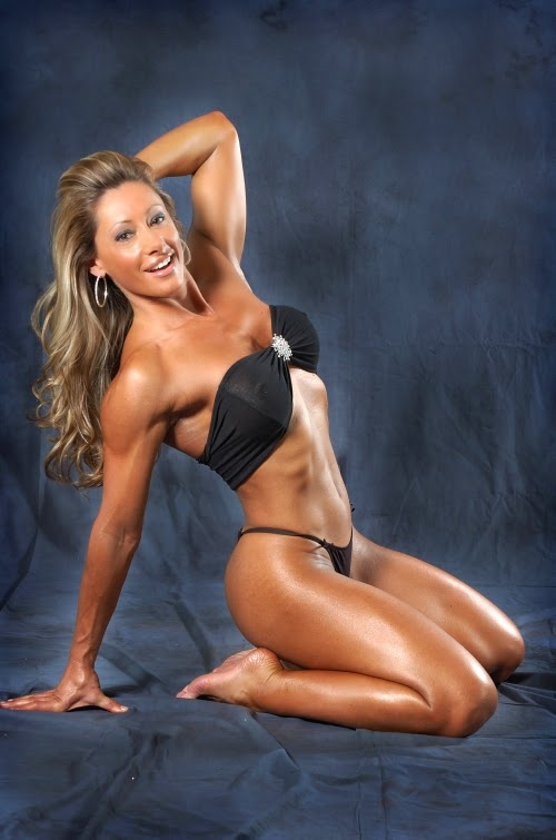 IFBB professional Cristiana Casoni