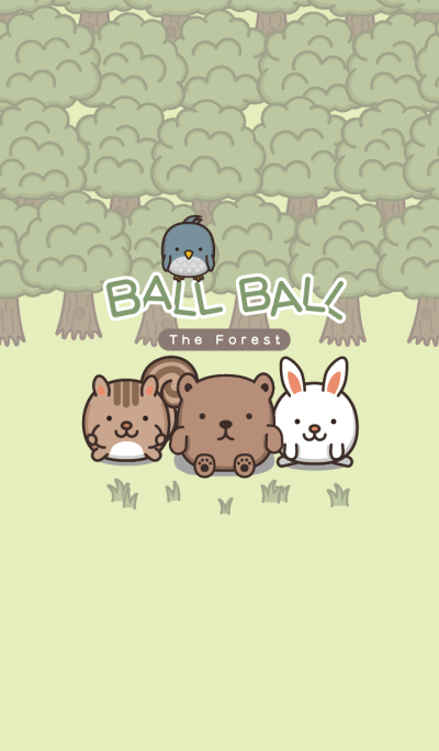 BALL BLL(The Forest)#2