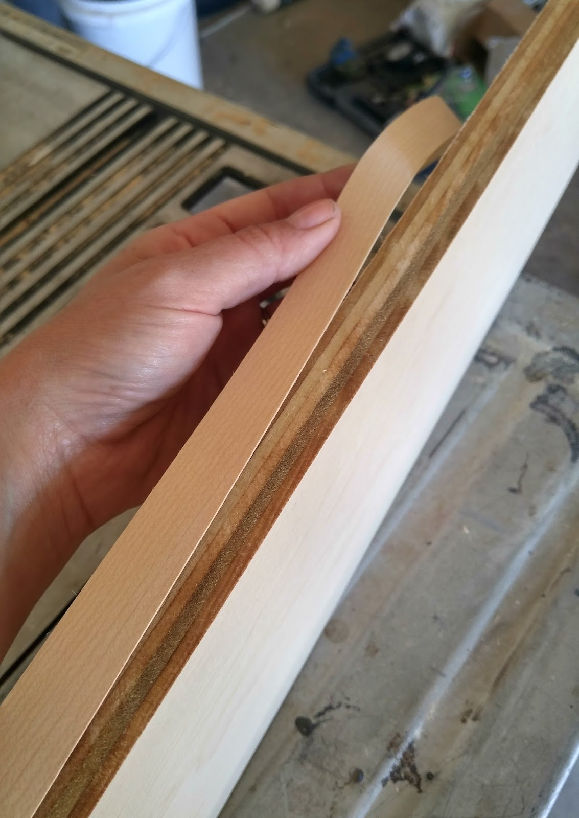 Maple Plywood Edge Bend ~ How to build modern bunk beds pneumatic addict