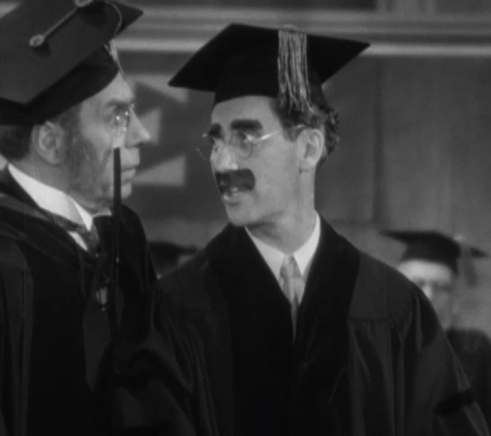 The Marx Brothers Quotes: The Backgammon Hearth