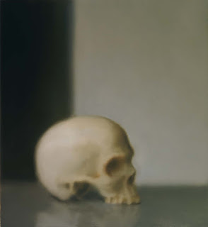 Gerhard Richter, Crâne, 1983