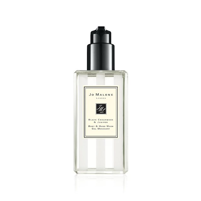 jo malone london black cedarwood & juniper body wash