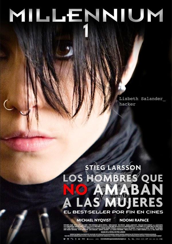 Millennium 1: Los Hombres Que No Amaban A Las Mujeres, Película 2009
