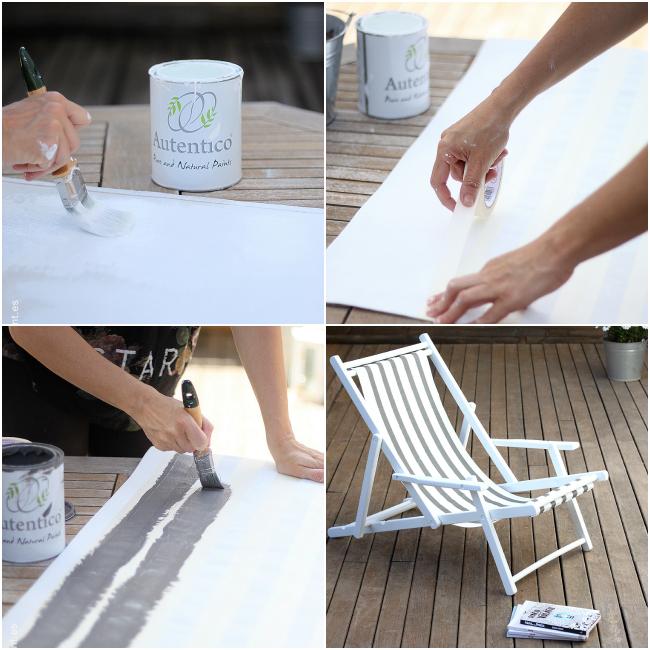 Chalk Paint exterior Versante