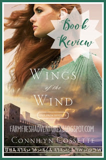 Wings of the Wind (Out of Egypt #3) ~ A review