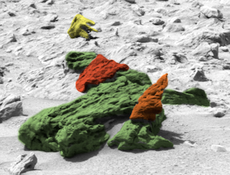 Fallen King Of Mars Found.