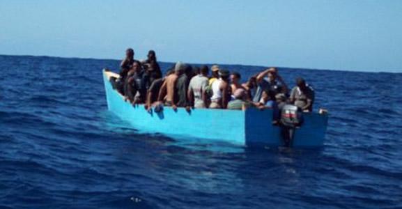 San Juan.-La Patrulla Fronteriza de los Estados Unidos (CBP, en inglés) informó hoy que entre el jueves y el viernes pasado detuvieron a 26 indocumentados dominicanos que trataban de entrar ilegalmente a la isla a Puerto Rico.