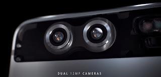 Dual Camera Huawei P9
