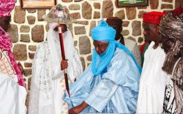 Sanusi Resumes, Rules Kano From Government House