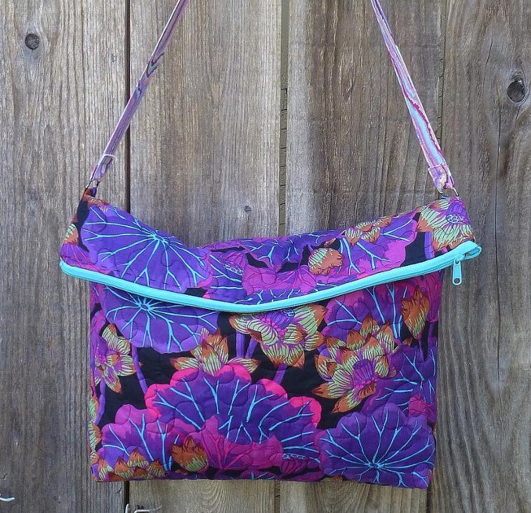 f21c5efd145d It Once Was...  Flip Flop Messenger Bag - Free Pattern