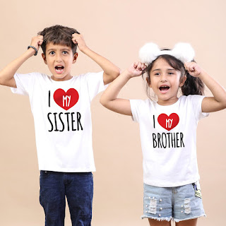 The Relationship with a brother and sister