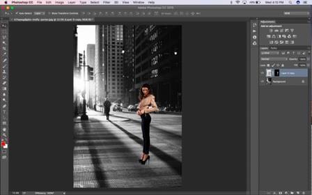 Đặt hình ảnh được tách nên Background