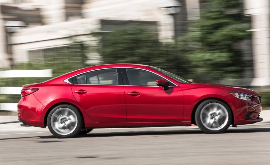 Mazda 6 vẫn là chiếc xe sedan thể thao đẹp nhất trong phân khúc