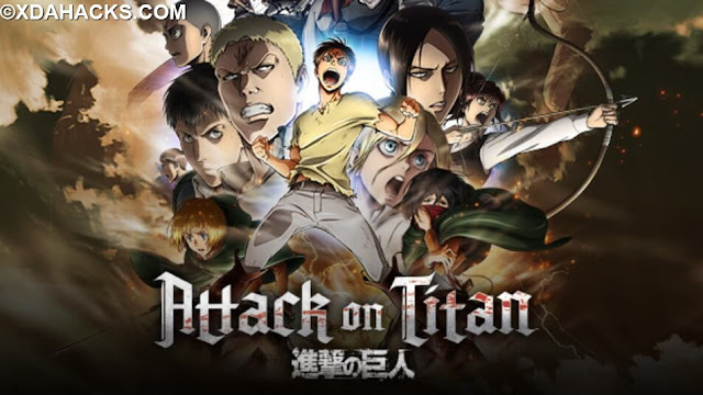 Attack On Titan Anime Download