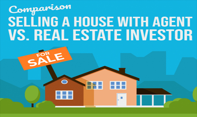 Selling a House with Agent vs Real Estate Investor
