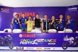 Yamaha Hadirkan Balap Endurance 2018 Sentul Dengan Total Hadiah 122 Juta