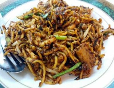 Resepi Mee Goreng Mamak